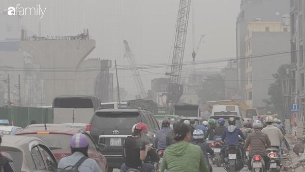Chất lượng không khí Việt Nam ô nhiễm báo động: Đeo khẩu trang không mấy tác dụng-13