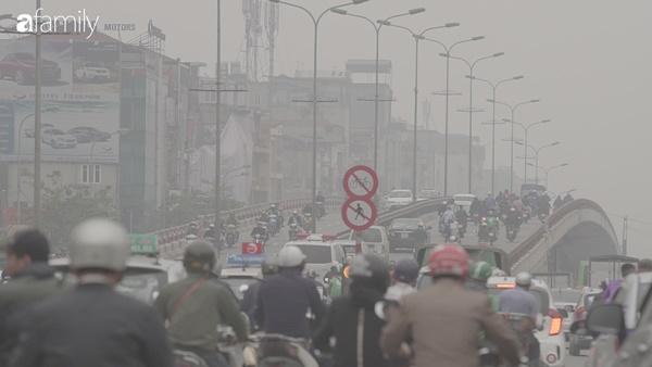 Chất lượng không khí Việt Nam ô nhiễm báo động: Đeo khẩu trang không mấy tác dụng-14