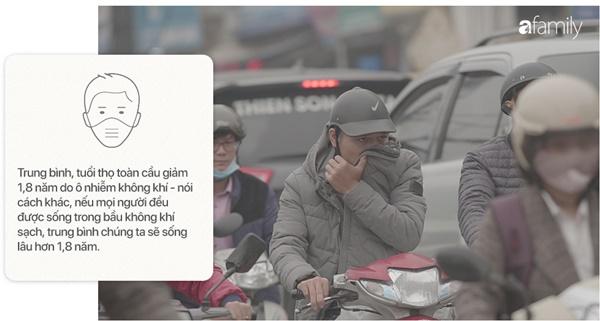 Chất lượng không khí Việt Nam ô nhiễm báo động: Đeo khẩu trang không mấy tác dụng-16