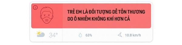 Chất lượng không khí Việt Nam ô nhiễm báo động: Đeo khẩu trang không mấy tác dụng-18
