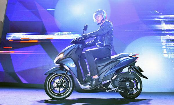 Sức hút mới từ Yamaha FreeGo đối với giới trẻ Việt-1