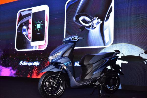 Sức hút mới từ Yamaha FreeGo đối với giới trẻ Việt-2