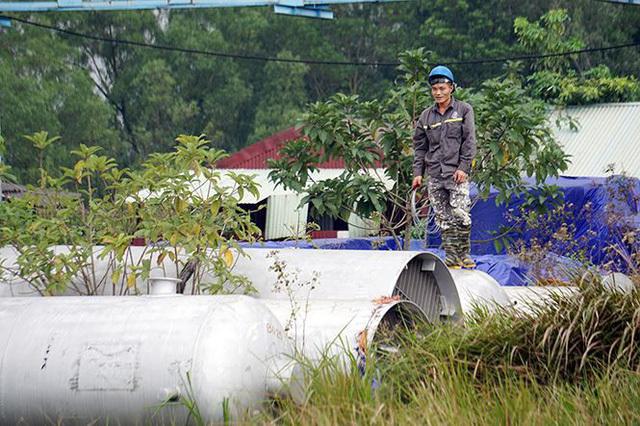 Cận cảnh biệt thự của cựu TGĐ Gang thép Thái Nguyên vừa bị bắt giam-6