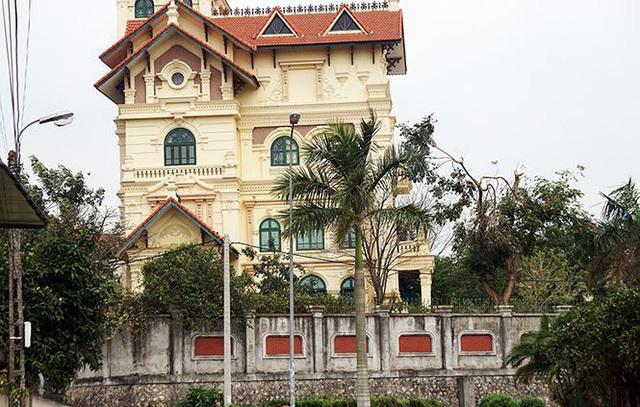 Cận cảnh biệt thự của cựu TGĐ Gang thép Thái Nguyên vừa bị bắt giam-7