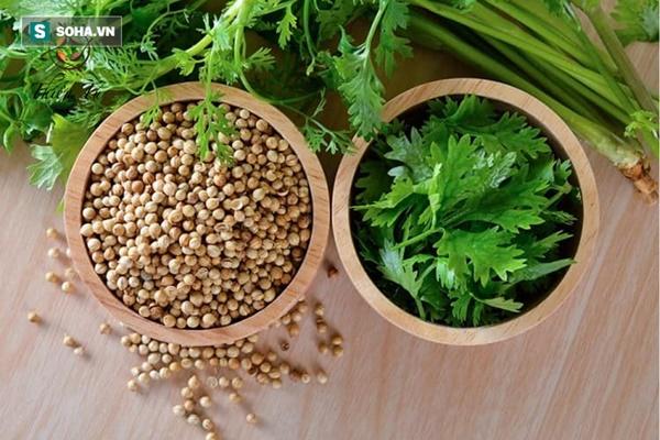 Tác dụng thần kỳ của rau mùi tây: Đặc biệt tốt như thuốc tự nhiên nếu dùng theo cách này-1