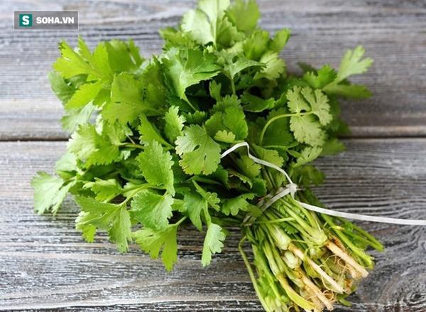 Tác dụng thần kỳ của rau mùi tây: Đặc biệt tốt như thuốc tự nhiên nếu dùng theo cách này-2