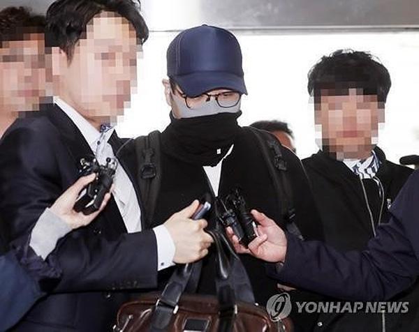 Cháu trai chủ tịch tập đoàn Hyundai bị bắt vì cáo buộc dính líu đến ma túy-1