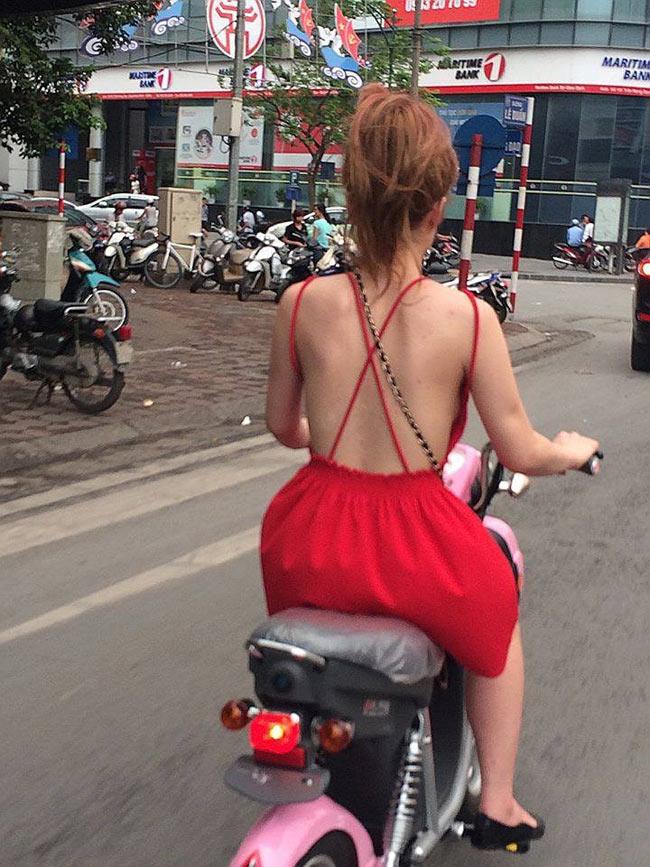 1001 kiểu mặc chào hè của chị em Việt-3