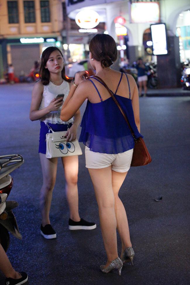 1001 kiểu mặc chào hè của chị em Việt-4