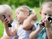 Cho trẻ dùng smartphone quá nhiều làm tăng nguy cơ mắc chứng tăng động