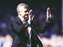 Man Utd thua đậm Everton: HLV Solskjaer đã hết phép