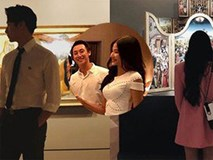 Lộ thêm bằng chứng Á hậu Hoàng Thùy sang Úc hẹn hò cùng Rocker Nguyễn?