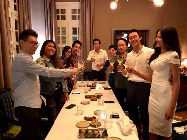 Lộ thêm bằng chứng Á hậu Hoàng Thùy sang Úc hẹn hò cùng Rocker Nguyễn?-7