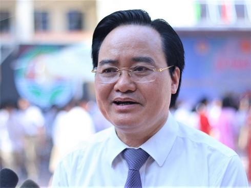 Bộ trưởng Phùng Xuân Nhạ: Đang nhanh chóng xác định đối tượng vi phạm gian lận thi cử-1