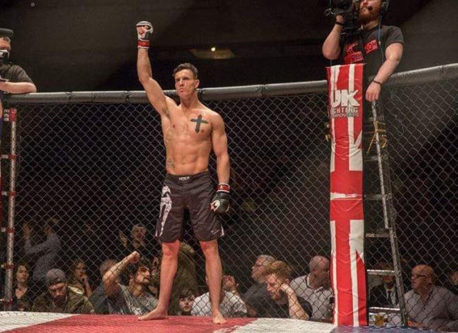 Tay đấm boxing tung đòn làm chết võ sỹ MMA: Đánh ghen chấn động làng võ-2