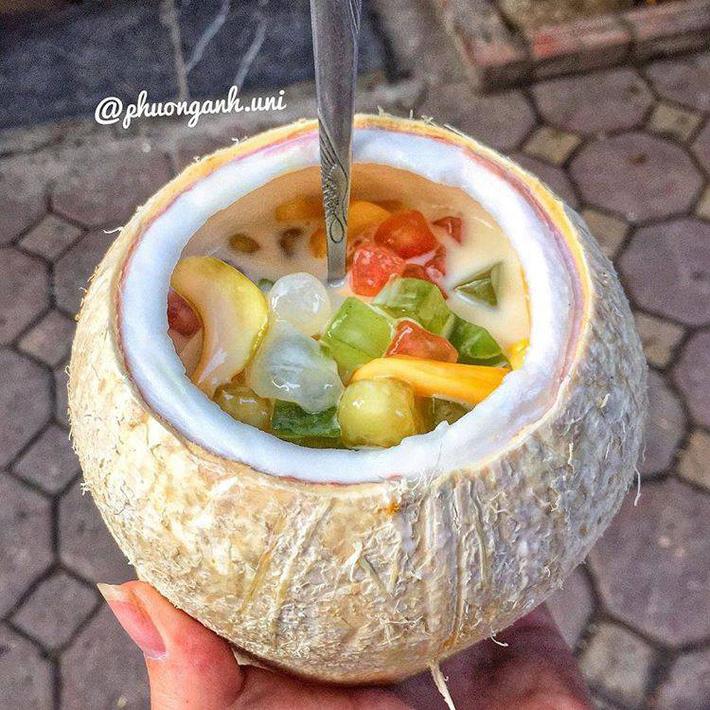 Những món ăn vặt nghe tên đã thấy mát lạnh cả mùa hè, chị em Hà Nội order ngay để xua tan nắng nóng-9