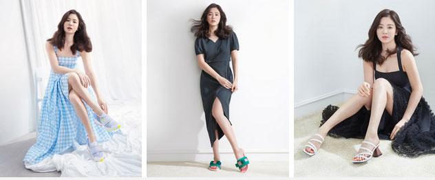 """Không còn già chát"""" vì kiểu tóc và trang phục, Song Hye Kyo đẹp đỉnh cao trong hình hậu trường không photoshop-2"""