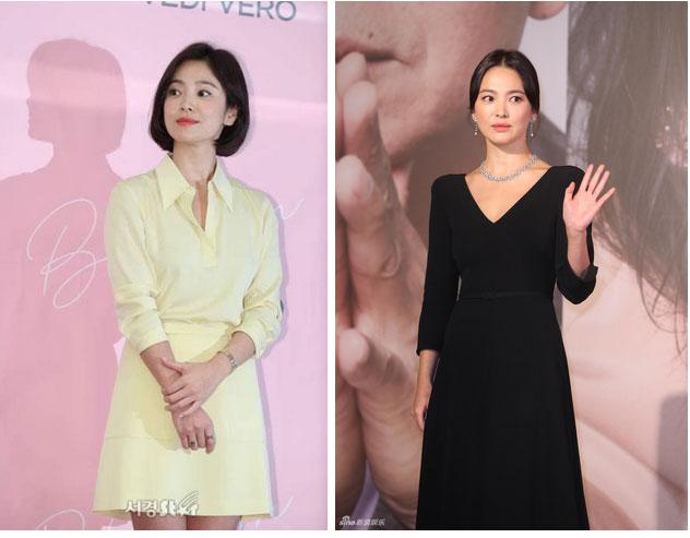 """Không còn già chát"""" vì kiểu tóc và trang phục, Song Hye Kyo đẹp đỉnh cao trong hình hậu trường không photoshop-6"""
