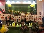 Cặp Đình Trọng - Tiến Dũng tái hiện màn diễn xuất kinh điển trong tiệc sinh nhật-6