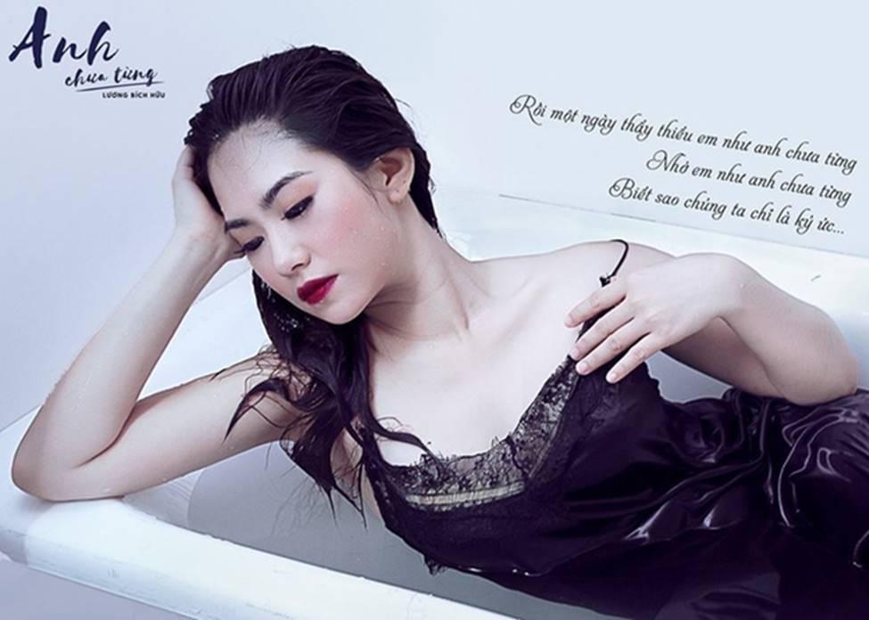Sau 4 năm chia tay Khánh Đơn, Lương Bích Hữu lột xác ngày càng sexy-4