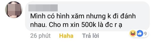 Thấy thông tin lập hội đi đánh ghen, xăm trổ được trả thêm 500k, chị em nô nức rủ nhau đi dự tuyển-10