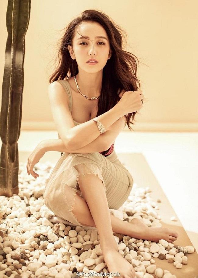 Ngây người vì dung mạo của tiên nữ tộc người đẹp nhất Trung Á-16