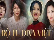 Đường hôn nhân của 4 Diva Việt: Người xấu lạ yên ổn với cuộc hôn nhân duy nhất, người hồng nhan thì lận đận truân chuyên