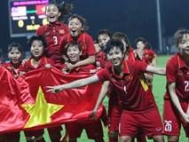 Chủ nhà SEA Games 30 chỉ trực tiếp 11 môn thi đấu: Bóng đá nữ lại bị