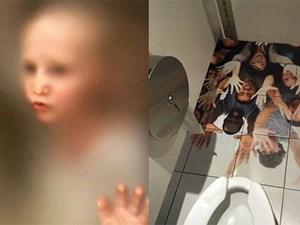 20 thiết kế nhà vệ sinh thảm họa khiến dân mạng thủ thỉ: 'Thôi, thà nhịn còn hơn'