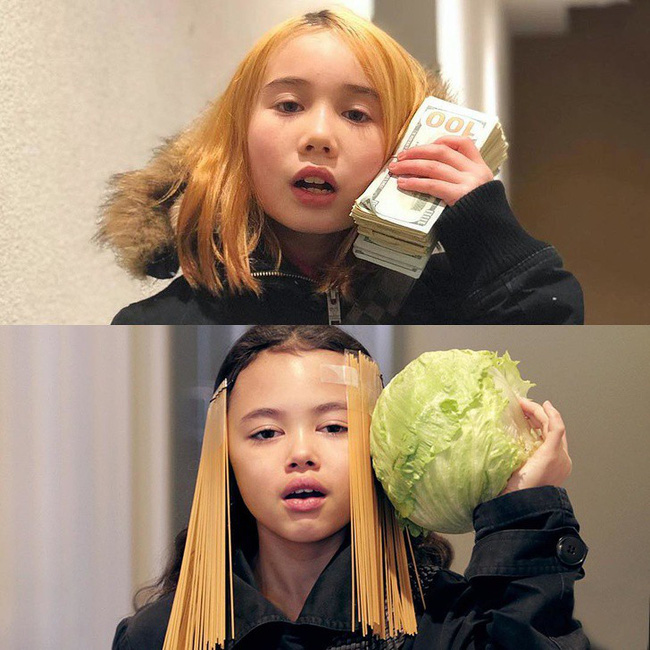 Cười không nhặt được miệng với những phiên bản cosplay phong cách con nhà nghèo của bé gái khiến dân mạng tha hồ bão like-13