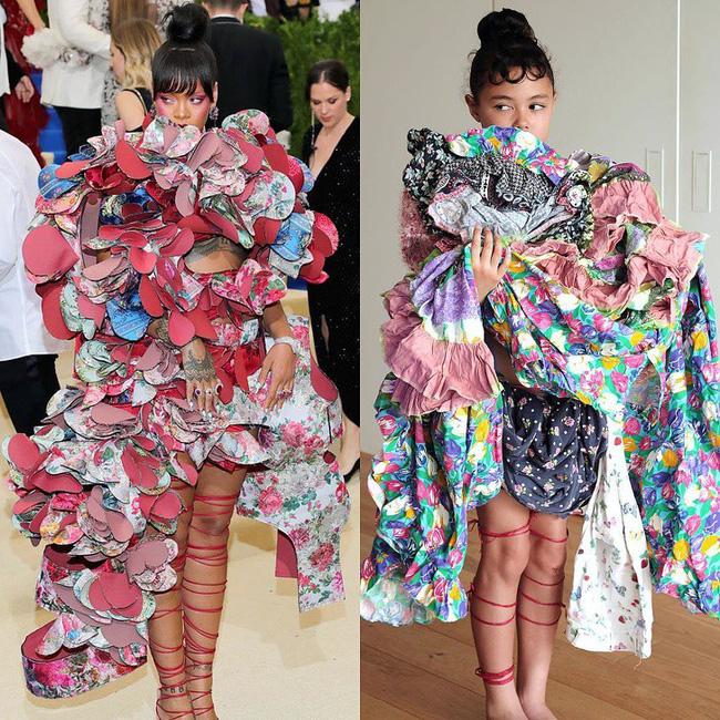 Cười không nhặt được miệng với những phiên bản cosplay phong cách con nhà nghèo của bé gái khiến dân mạng tha hồ bão like-17