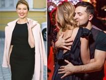 Vợ danh hài vừa đắc cử Tổng thống Ukraine xinh đẹp và giàu có cỡ nào?