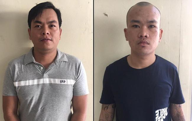 Phúc XO cùng 11 đồng phạm bị bắt tạm giam-1