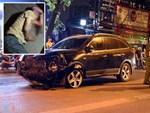 Vụ xe điên đâm liên hoàn khiến nữ công nhân tử vong ở Hà Nội: Tài xế khai gì ?-3