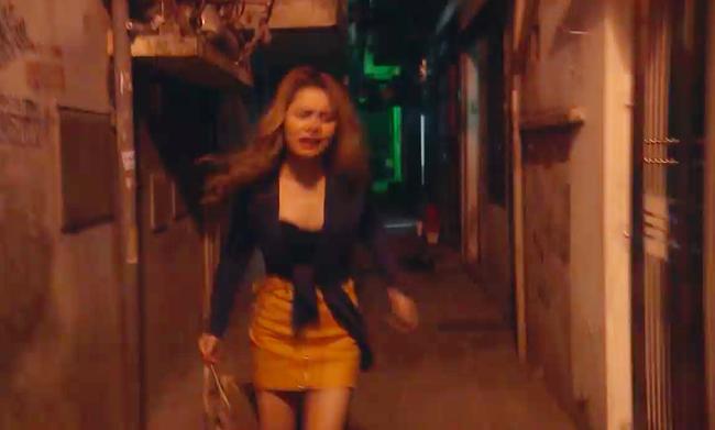 Phim của Hoàng Thùy Linh gây sốc với cảnh tên biến thái tấn công tình dục gái trẻ đi đêm-1