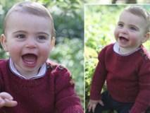 Tan chảy với loạt ảnh mới của Hoàng tử út Louis nhân dịp sinh nhật tròn 1 tuổi do chính Công nương Kate chụp tại vườn nhà của gia đình
