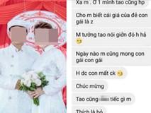 Vợ trẻ bị chồng mắng chửi, ruồng bỏ vì mang thai con gái: