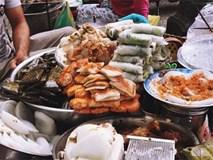 Những quán ăn dân dã, lâu đời ở chợ Bến Thành