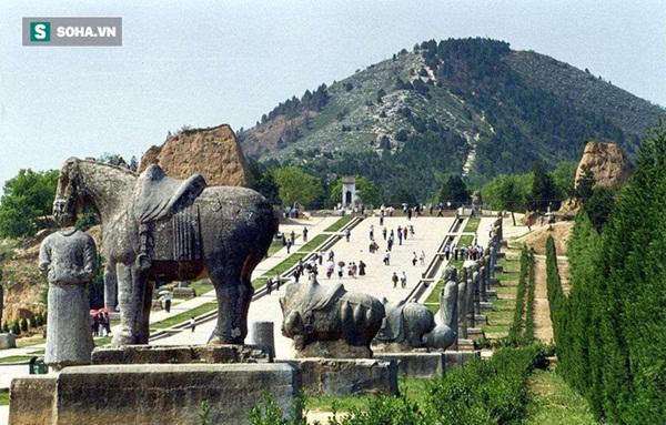 Lăng mộ Võ Tắc Thiên: Ngàn năm không ai dám xâm phạm vì sợ những chuyện rùng rợn này-4