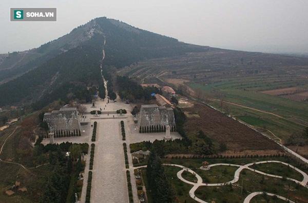 Lăng mộ Võ Tắc Thiên: Ngàn năm không ai dám xâm phạm vì sợ những chuyện rùng rợn này-5