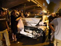 Nữ chủ nhân chiếc Mercedes S400 kể lại đêm kinh hoàng trên đường Láng