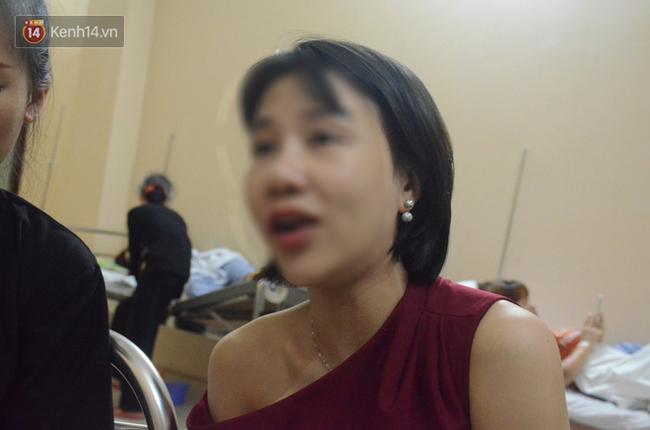 Hai cô gái tham gia vụ rạch mặt khiến thiếu nữ 18 tuổi phải khâu 60 mũi: Mong giải quyết nhẹ nhàng, không can thiệp pháp luật-6