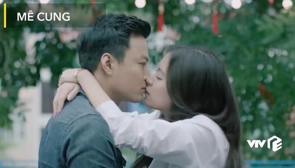 Hé lộ cảnh Hoàng Thùy Linh chủ động ôm ấp, hôn môi, gọi Hồng Đăng là người yêu-4