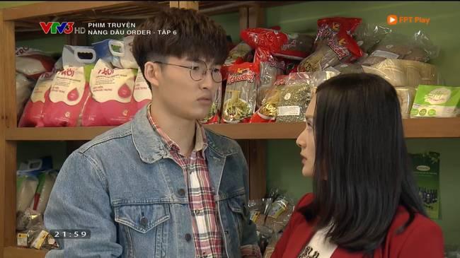 Nàng dâu order tập 6: Lan Phương nghi ngờ chồng vẫn qua lại với tình cũ, ai ngờ... đúng thật!-1