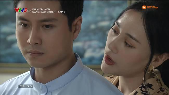 Nàng dâu order tập 6: Lan Phương nghi ngờ chồng vẫn qua lại với tình cũ, ai ngờ... đúng thật!-4
