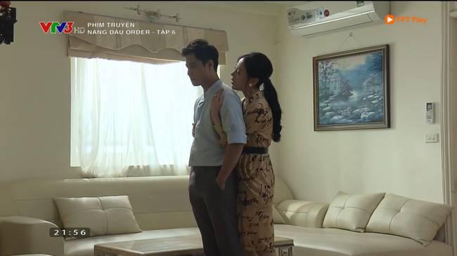 Nàng dâu order tập 6: Lan Phương nghi ngờ chồng vẫn qua lại với tình cũ, ai ngờ... đúng thật!-5
