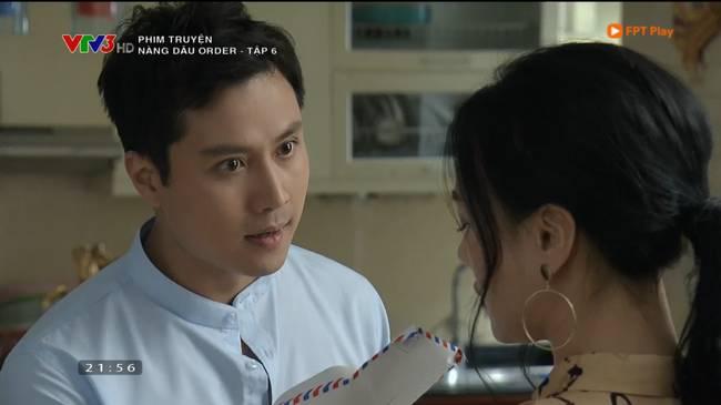 Nàng dâu order tập 6: Lan Phương nghi ngờ chồng vẫn qua lại với tình cũ, ai ngờ... đúng thật!-7