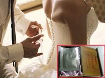 Trinh tiết giá 550 nghìn và bí mật đáng sợ của cô dâu trong đêm tân hôn