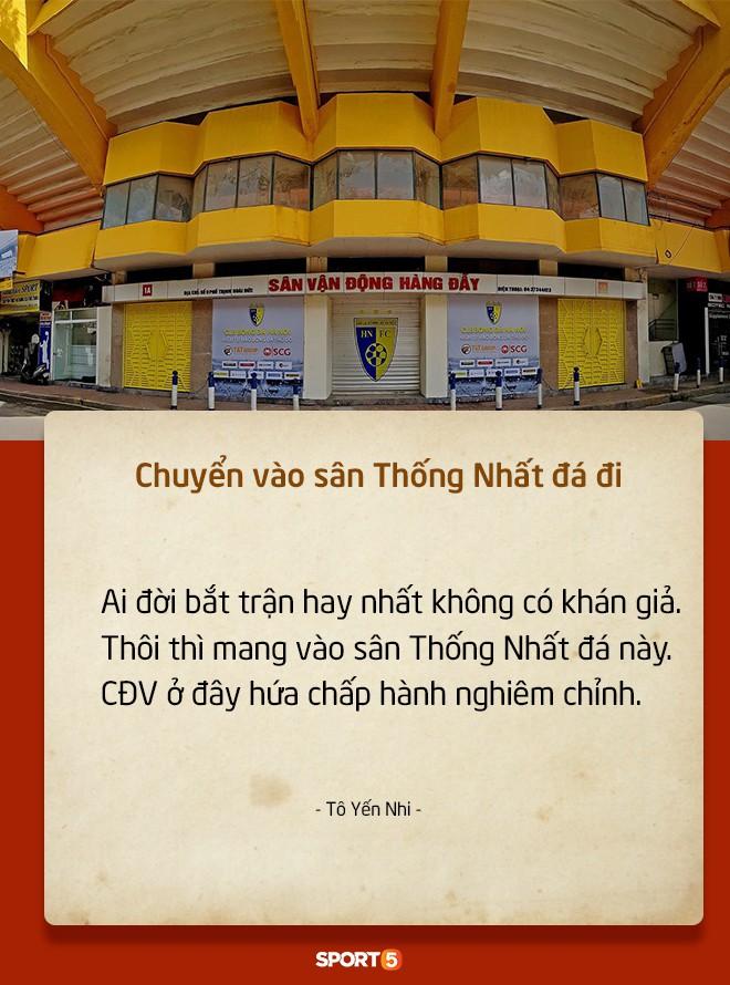 Fan Việt tranh cãi nảy lửa chuyện sân Hàng Đẫy bị treo vì CĐV Hải Phòng đốt pháo sáng-8