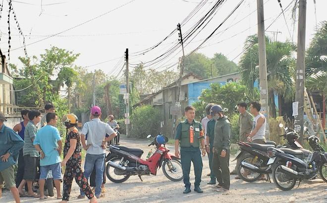 Vụ 3 người một nhà bị giết hại: Cửa các nhà hàng xóm cũng bị khóa ngoài trong phút định mệnh-1